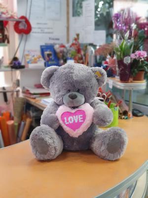 Теди с сердцем